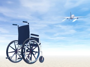 Possible or not to travel by plane with wheelchair